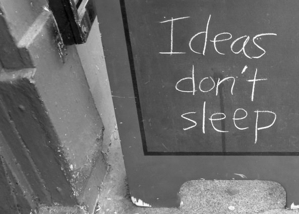 Ideasdonotsleep