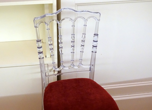Glass chair (2)
