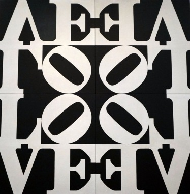Robert Indiana Love