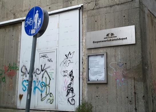 Depot for Contemporary Art