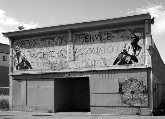 Western Service Workers Association