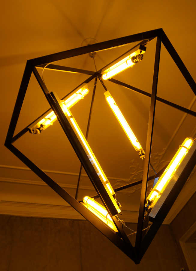 Olafur Eliasson Cubic crystals VII