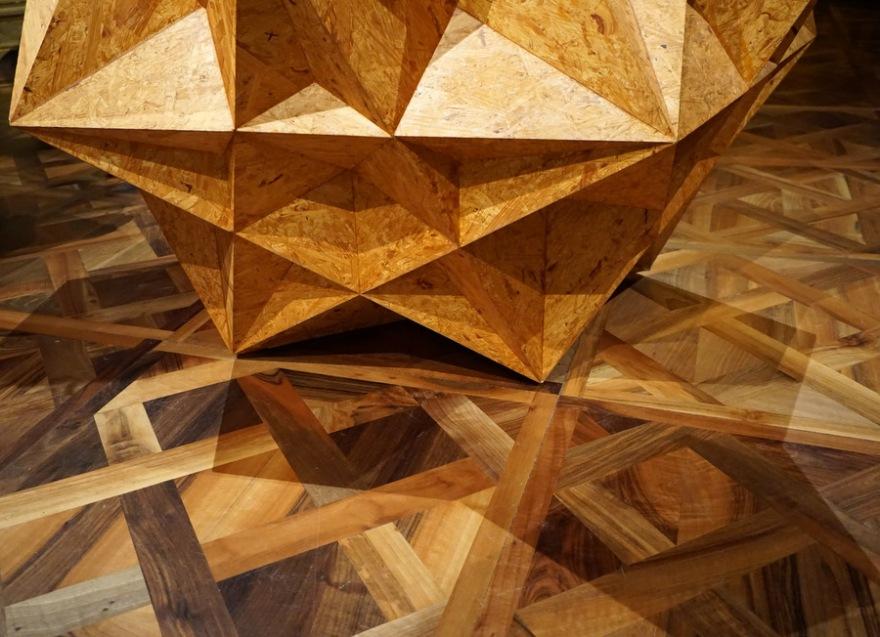 Olafur Eliasson Fivefold cube II