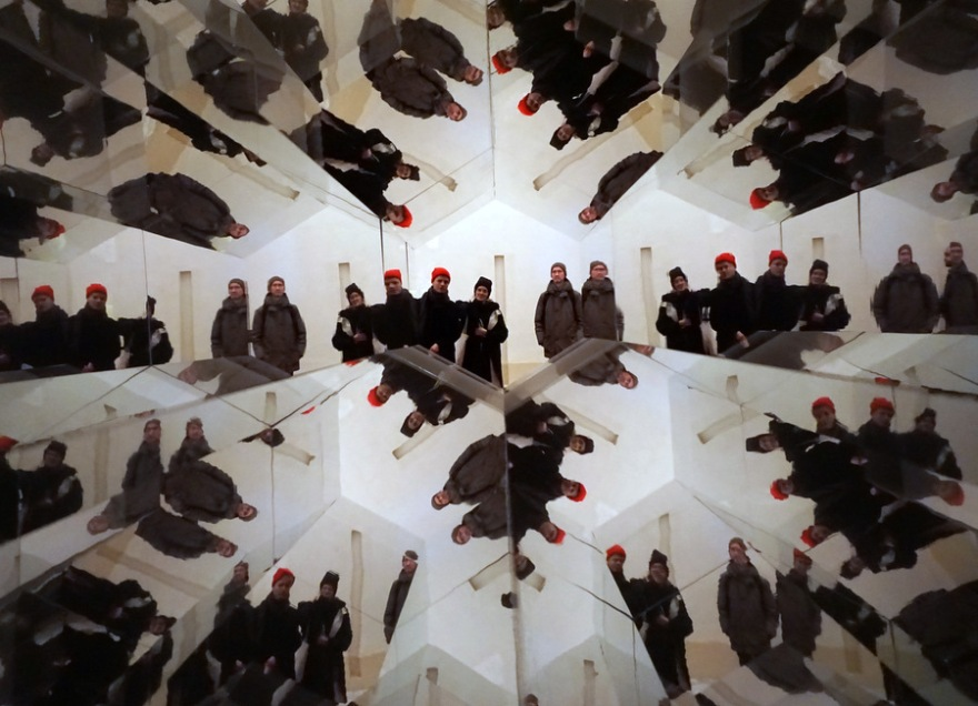 Olafur Eliasson Kaleidoscope VII