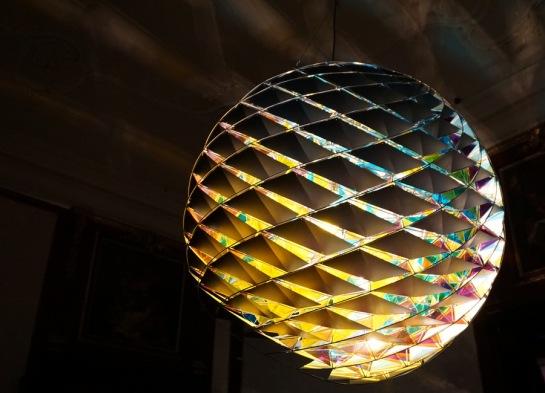 Olafur Eliasson New Berlin Sphere I