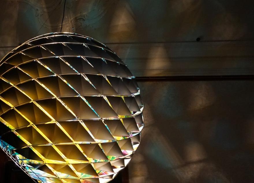 Olafur Eliasson New Berlin Sphere II