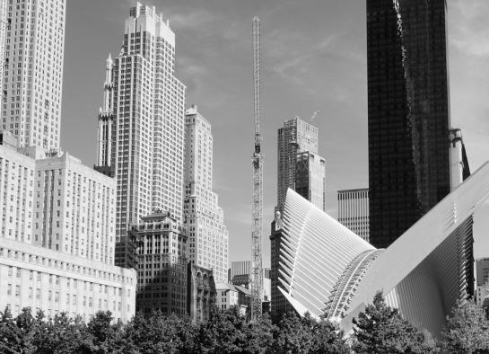 WTC Transportation Hub I