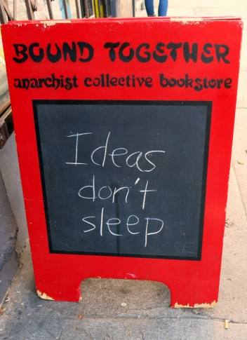 Ideas dont sleep II