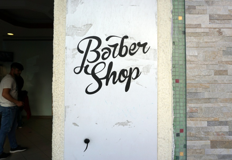 barber shop II