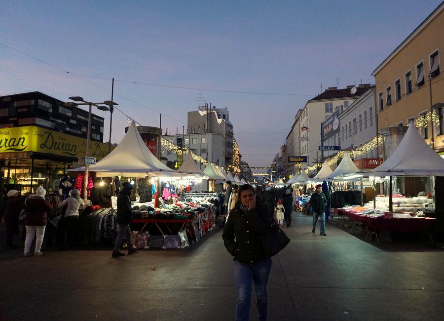 December Christmas Market